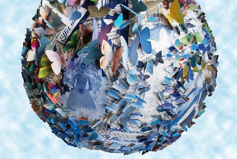 La terre est bleue - Paul Eluard | Catherine Calop